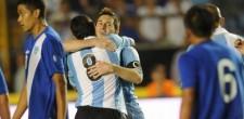 Messi ante Guatemala