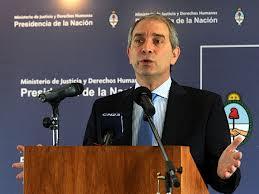 Ministro de Justicia_Julio Alak