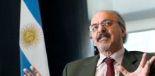 Ministro de Trabajo Carlos Tomada