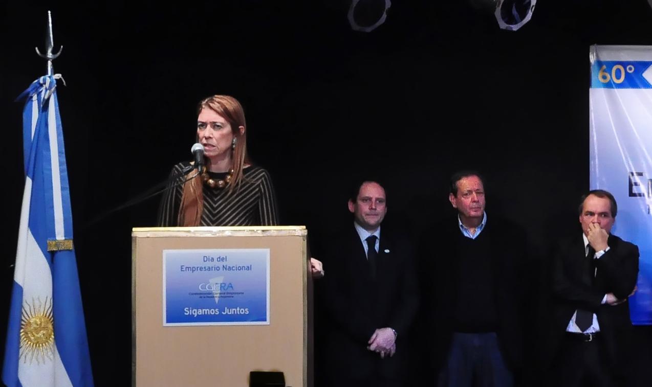Cgera celebr el d a del empresario nacional y for Carles mesa radio nacional