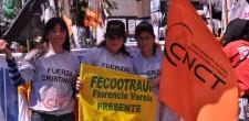Fecootraun con CFK en la Favaloro