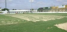 Preparación campo de juego