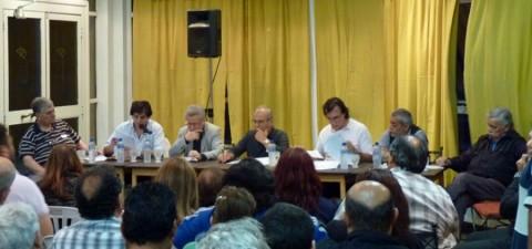 En el marco previo de la Asamblea Extraordinaria que se llevará a cabo ésta noche, Hugo Tomaghello habló en Radio GBA