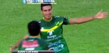 Lucero_Gol a Boca Unidos_TV