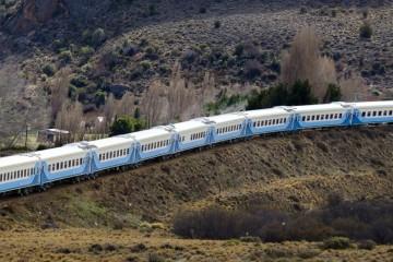 Trenes nuevos chinos