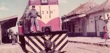 Tren en Gob. Monteverde