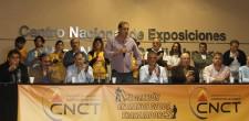 Christian Miño Acto 1 de Mayo 2014_Prensa CNCT