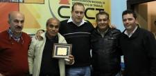 Desde la CNCT ratificaron al Consejo de Administración con Christian Miño a la cabeza para encarar los próximos 3 años