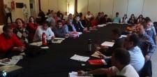 La CNCT participó de la reunión de las Cooperativas de Las Américas. Radio GBA realiza la cobertura del evento