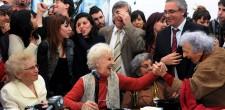 Estela de Carlotto_recupero a su nieto