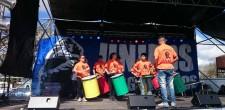 Más de 400 niños y adolescentes de Fecootraun Varela festejaron la Primavera que organizó la Juventud de la CNCT junto a otras entidades