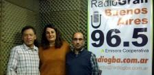 El Banco Credicoop brindó su apoyo a Radio Gran Buenos Aires para invertir en tecnología en el piso y planta transmisora
