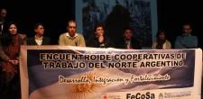 La Federación de Cooperativas de Salta de la CNCT firmó un convenio con el Ministerio de Planificación para realizar obras públicas