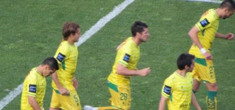 Defensa perdió ante Boca por 2 a 0 y el equipo sigue sin hacer pie en la Primera División