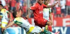 Defensa jugó ante Independiente su mejor partido de la era Franco. Empató 1 a 1 y fue ampliamente superior