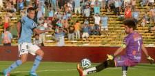 ¡Defensa volvió a perder! Cayó 3 a 0 con Belgrano y Franco sigue sin encontrarle la vuelta al equipo