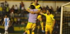 Defensa se reencontró con el triunfo y Franco respira una semana más. Le ganó 2 a 1 a Rafaela con goles de Rius y Bertocchi
