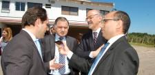 El Ministro Carlos Tomada y el Intendente Julio Pereyra resaltaron la tarea de la CGERA GBA Sur a favor de las Pymes