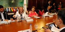 La Ministra Alicia Kirchner puso de ejemplo al modelo cooperativo argentino en la Cumbre de Ministros de Desarrollo Social del Mercosur