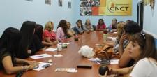 El Espacio de Mujeres de la CNCT se organiza para llevar a cabo políticas de género