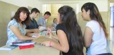 Multitudinaria convocatoria de aspirantes en la UNAJ para el ciclo lectivo 2015. Se incribieron más de 9 mil alumnos