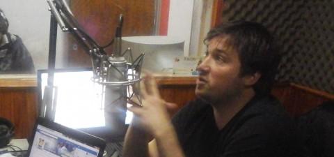"""Diego Lemme en Radio GBA: """"En ésta pretemporada llegarán entre 8 y 10 refuerzos"""". Mercado de pases y la relación con Franco"""