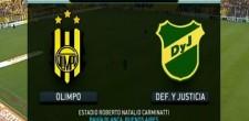 Defensa cerró el año con un pálido empate sin goles ante Olimpo. Franco deberá replantearse muchas cuestiones para la próxima temporada