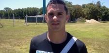 Gonzalo Cabrera, de Godoy Cruz, es la nueva incorporación. El joven, con buenas referencias desde Mendoza. Habló Franco