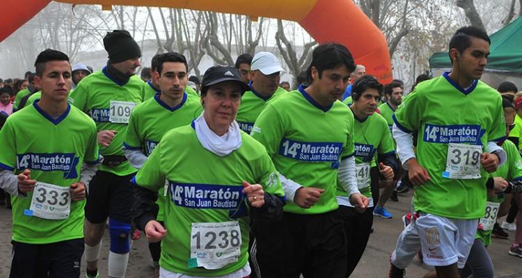 maraton san juan bautista solo
