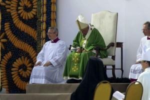 Papa en Paraguay