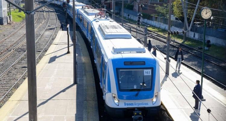 Ferrocarril Roca electrico