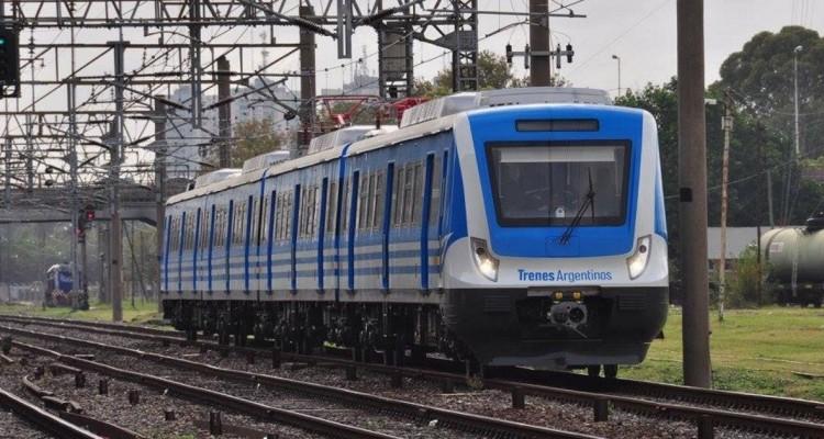 tren electrico chino Roca