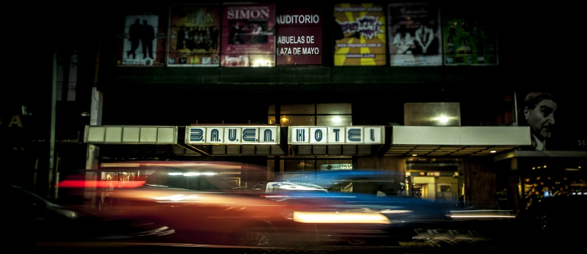 Bauen hotel