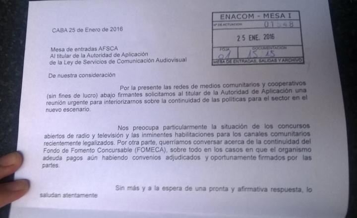 Reclamo AFSCA