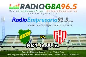 banner partidos Defe_Primera A_Defe Union 2016