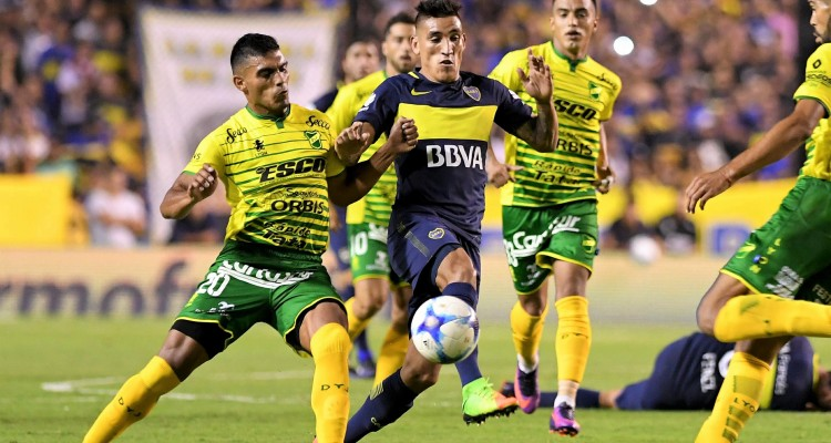 boca 1 defensa 0