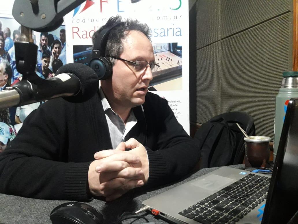 Facundo Galdós, convocado a la administración de la Mutual 2050